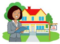 agent commercial immobilier avocat litige indemnité commission